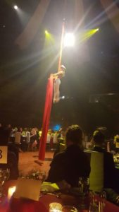 Entertainment at the Equine Canada Annual Convention awards Gala.