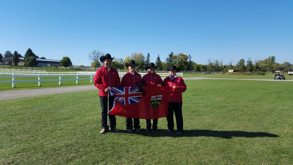 Team Ontario Reiners - CIEC 2015