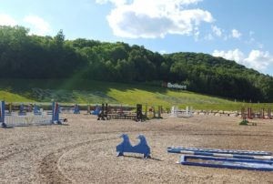Bromont Equestrian Park - An amazing venue that our Team visited this past weekend.