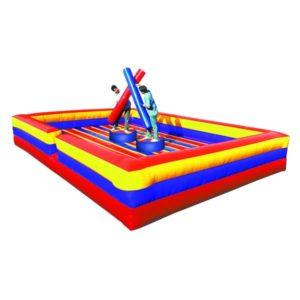 Bouncy Jousting!!!
